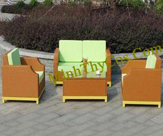 Rattan Sofa Set-MT129