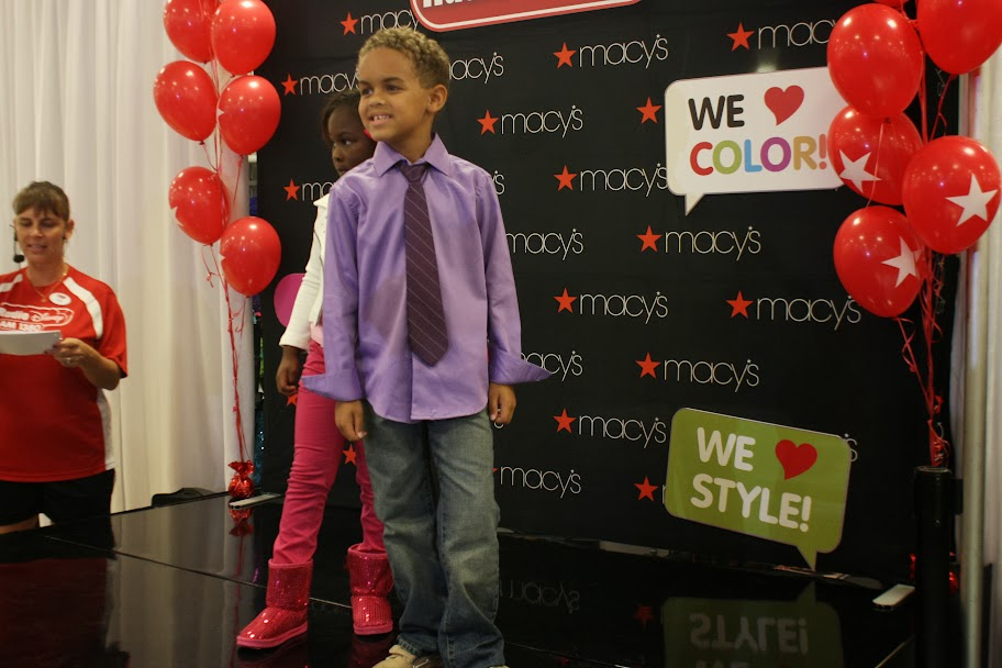Random Thoughts about Back to School in Style with Macys and BJs Wholesale, a Neon Midnight Ride and Track Tuesday