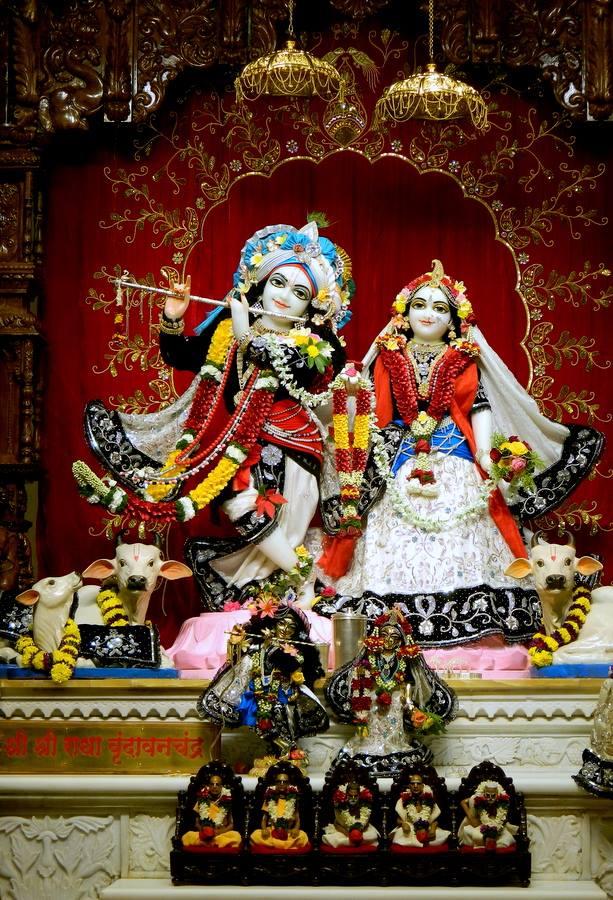 ISKCON Pune NVCC Deity Darshan 10 Jan 2017 (9)