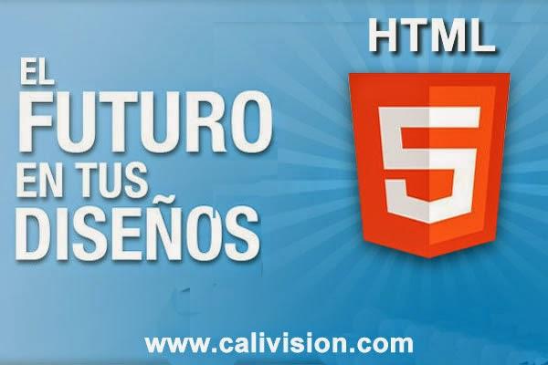 HTML5, que es y para que sirve