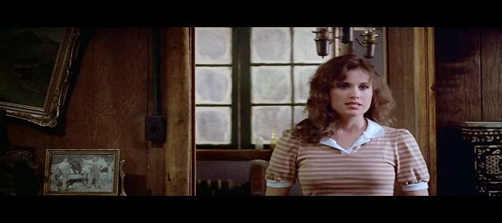 Screen Shot Of Hollywood Movie Friday the 13th Part 3 (1982) In Hindi English Full Movie Free Download And Watch Online at alldownloads4u.com