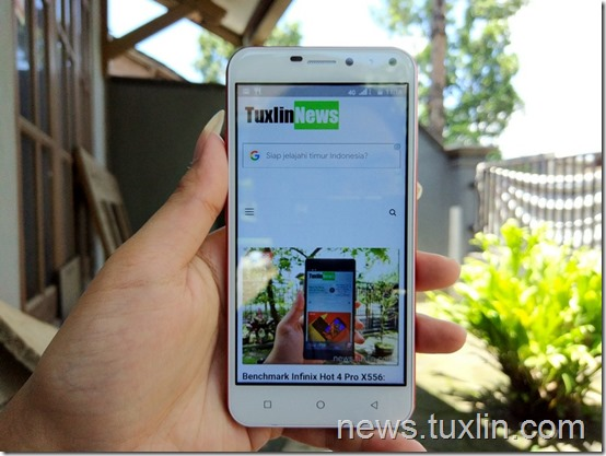 Benchmark SPC L53 Selfie: Xiaomi Redmi 5A Killer?
