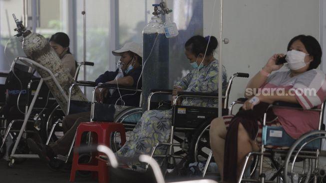 Cegah Tenaga Kesehatan Kolaps, Tim Mitigasi IDI Minta Pemerintah Lakukan PSBB Ketat