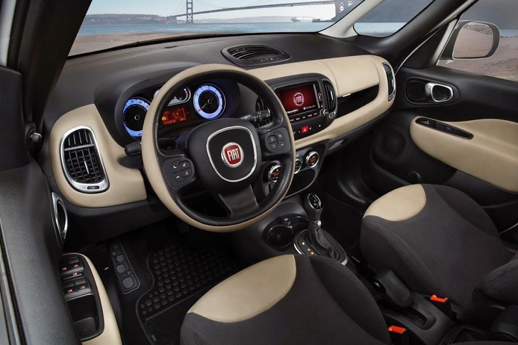 2014 Fiat 500L 6