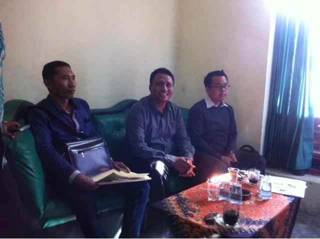 Gugat ke Panwaslu, MKP - Pungkas Tuntut Coret Nisa' - Syah
