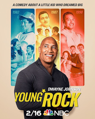 Young Rock NBC