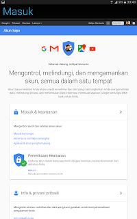 Android Saya Habis Di Reset Factory Setelah Saya Menambahkan Akun