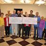 $200,000 Yorktown Senior Center Check Presentation