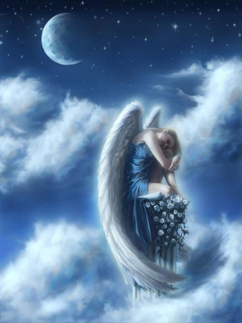 Angelic Clouds, Angels 2