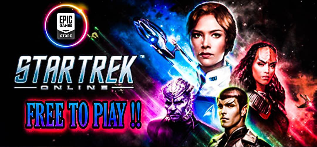 Top 5 free to play games, star trek online giveaway