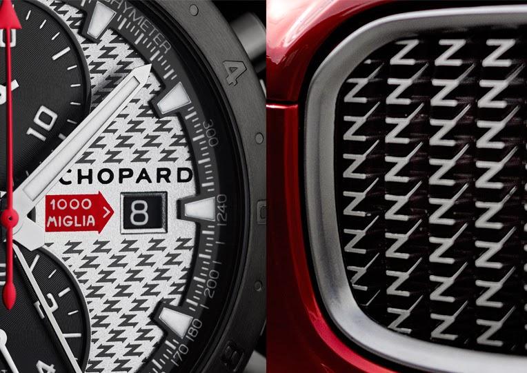 Chopard Mille Miglia Zagato Chronograph Details