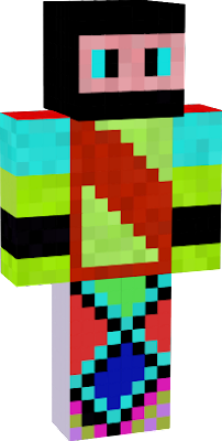 He is colorful and Readyt to play Made By me