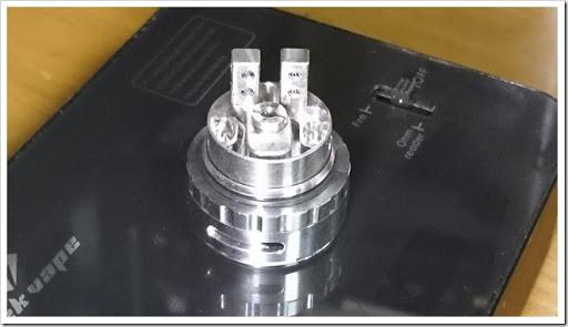 DSC 3700 thumb%25255B2%25255D - 【RTA】「AUGVAPE MERLIN RTA」レビュー。爆煙系シングルフレイバーチェイサータンク!【23mmタンク、やや過大評価感?】追記あり:デュアルビルドでフレーバー!