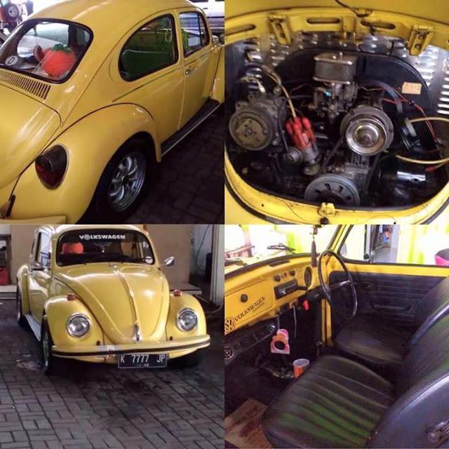 Monggo Yang Minat VW Kodok Kuning Lucu - SEMARANG