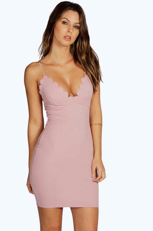 Женское платье Boohoo