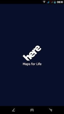 Cara Memasang Peta dan Gps offline HERE buatan Nokia di Android