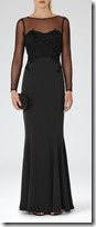 Reiss Embellished Maxi Dress