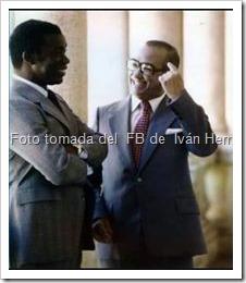 DON ANTONIO CON PEÑA GOMEZ