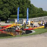 Triathlon en Duo au château de Versailles