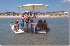 Una spiaggia a Metaponto