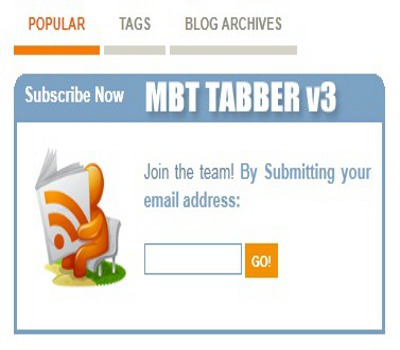 How to Create an Editable Multi-Tabbed Widget For Blogger