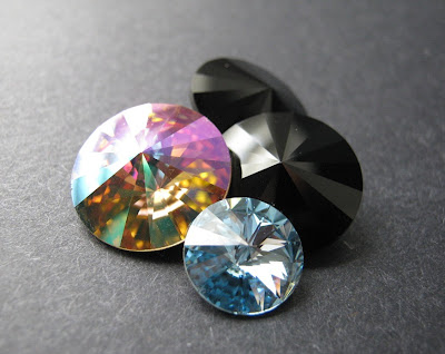 Swarovski Elements Crystal Rivolis