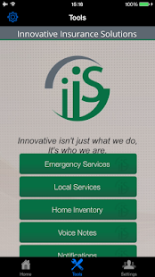 Innovative Insurance Solutions- screenshot thumbnail