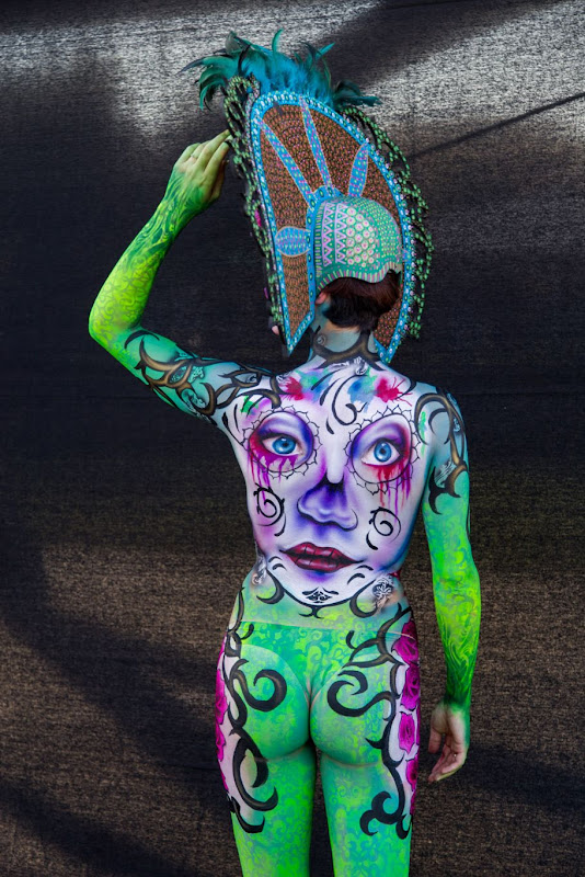 IMG_4945 Color Sea Festival Bodypainting 2018