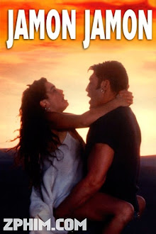 Đùi Giăm Bông - Jamón, Jamón (1992) Poster