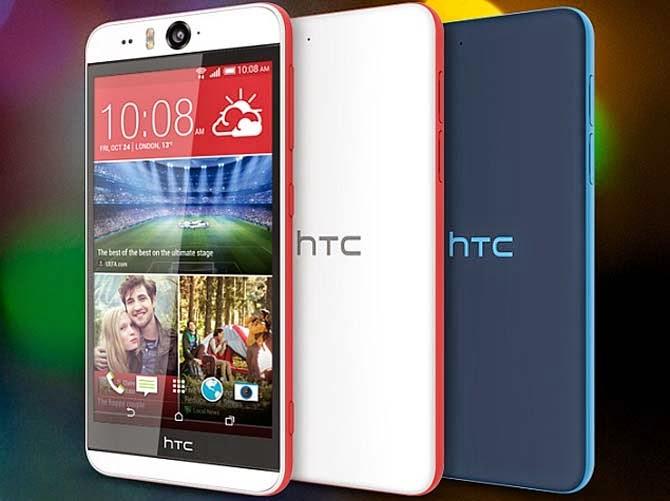 Doanh thu Q4/2014 của HTC đạt 1,524 tỷ USD