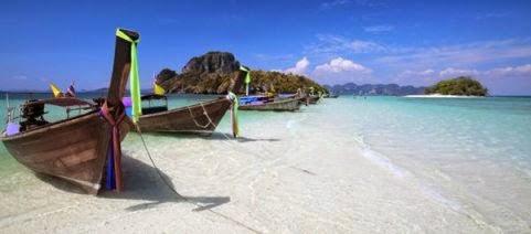 Krabi, Sul Tailândia