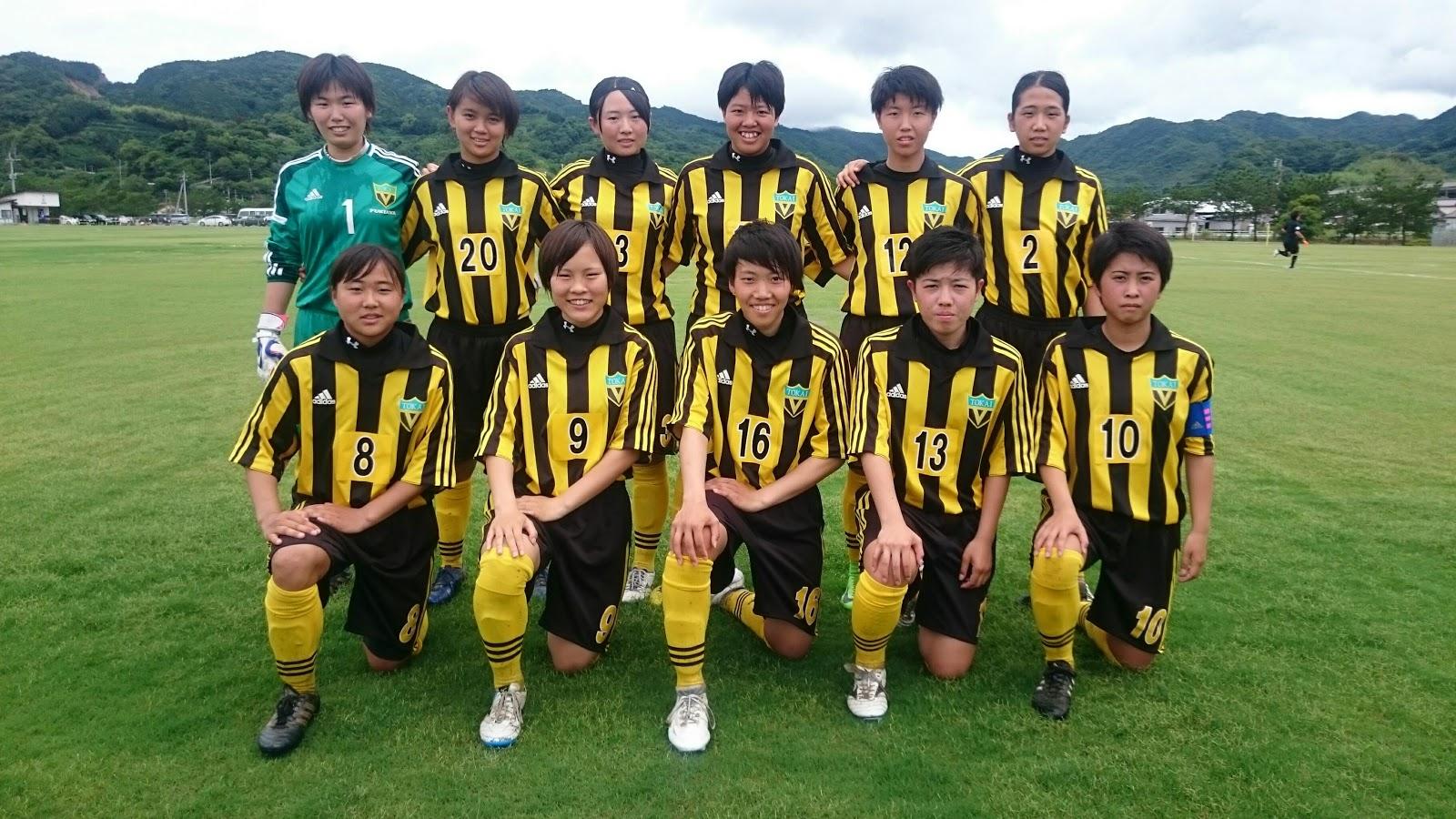 東海大福岡 女子サッカー部|TOK...
