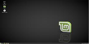Probar Linux sin instalar desde un Live USB. Escritorio.