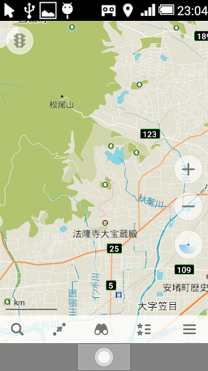 mapsmeの自作地図
