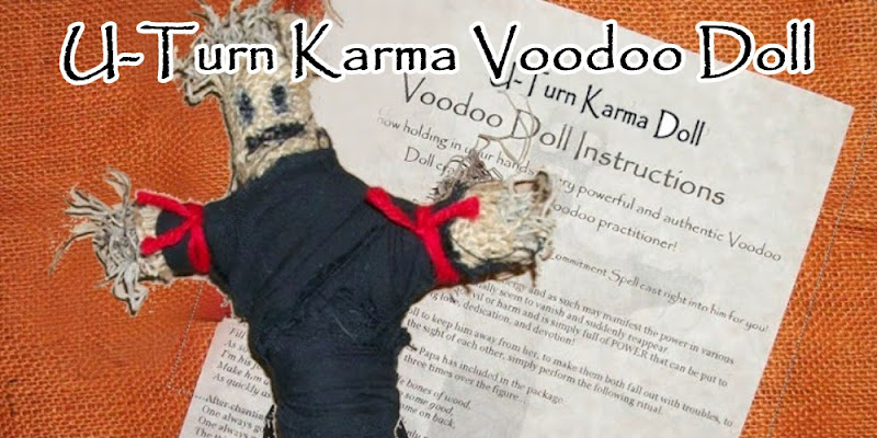 how to break a voodoo doll curse