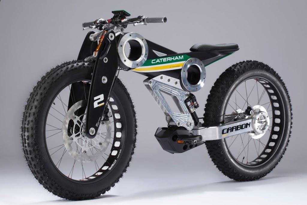Caterham Carbon e-bike 01