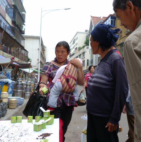 CHINE SICHUAN.XI CHANG ET MINORITE YI, à 1 heure de route de la ville - 1sichuan%2B724.JPG