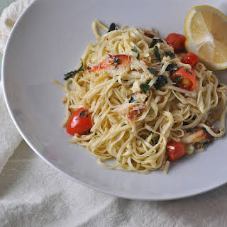 Pasta With Crab Meat Recipes.