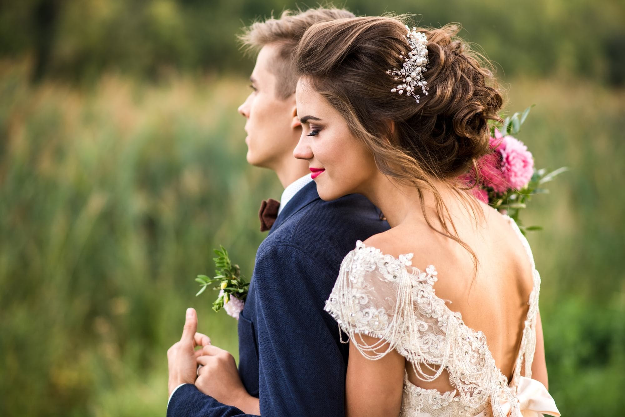2018 Top Wedding Hairstyles For Amazing Bridal Style! 7