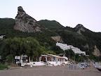 Η παραλία Άγιος Γόρδιος
