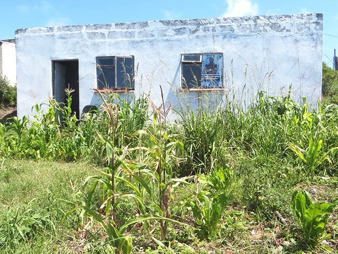 huisje aan de Indische Oceaan in Port St. Johns, East Cape - Zuid Afrika
