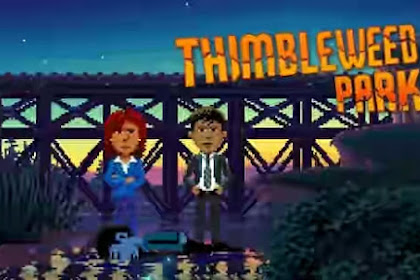 Thimbleweed Park v1.0.4 Full Apk+Obb For Android