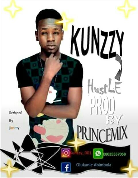 (Music) Kunzzy ft Chrisdinho-Hustle (prod by Princemix)
