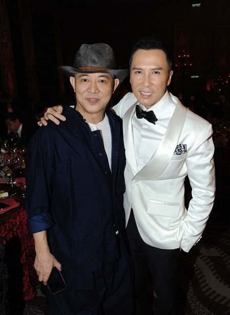 Donnie Yen United States Actor