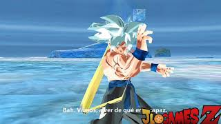 SAIUU!! NEW DRAGON BALL Z TENKAICHI TAG TEAM (MOD) V10 + MENU MUSIC ALL HEROES + DOWNLOAD DBZ TTT