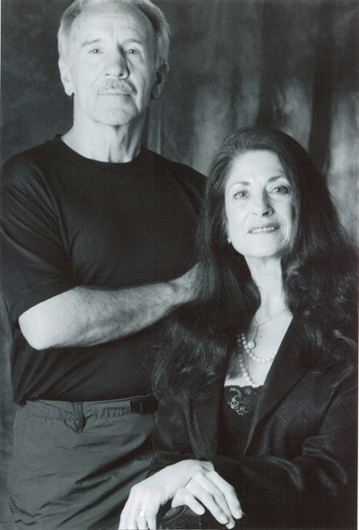 John Grinder And Carmen Bostic St Clair, John Grinder