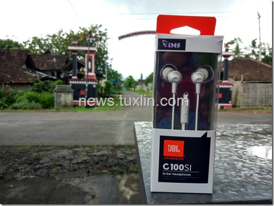 JBL C100SI In-Ear Headphone: Hands On & Preview Headset 75 Ribu-an
