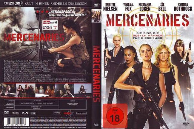 Mercenaries – Latino