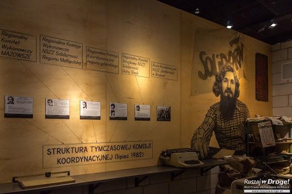 Wystawa w Europejskim Centrum Solidarności w Gdańsku