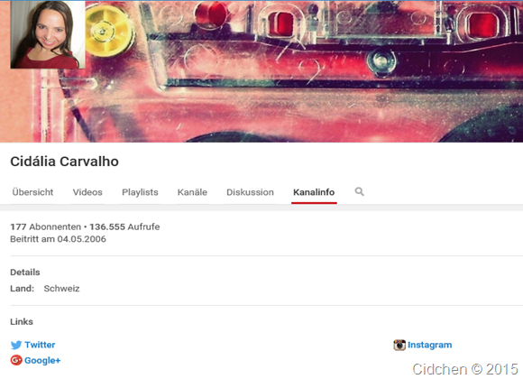 YouTube_Template Profil 2